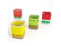 Kieliszki do shotów Froot Shot Glasses Mustard