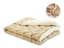 Warm and Cozy Zapinany koc 2 w 1 Dormeo