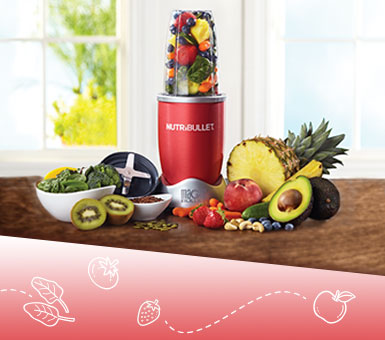 Ekstraktor NutriBullet Red