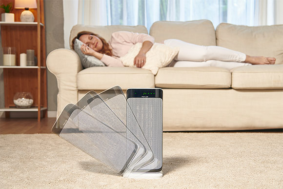 Rovus Tower Ceramic Heater