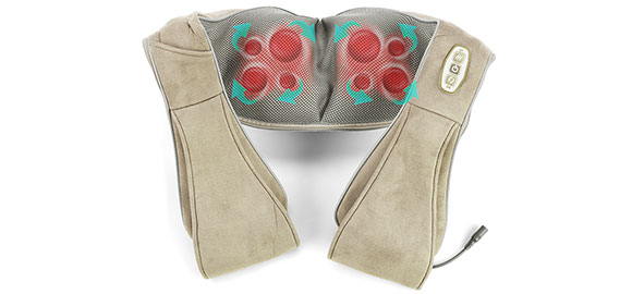 Wellneo 3D Full Body Shiatsu Massager